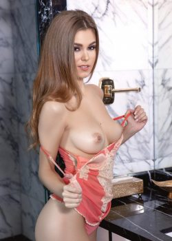 Amberleigh West Soaked Invitation