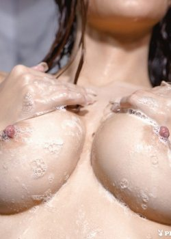 Amberleigh West big natural tits