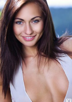 Michaela Isizzu pretty brunette